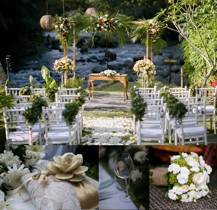 Wedding Venues White River: Samaya By The Ayung River, Ubud